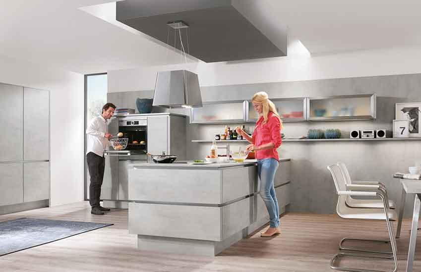 K Interiors German Kitchen Supplier U2013 Nobilia Kitchen, German Kitchens