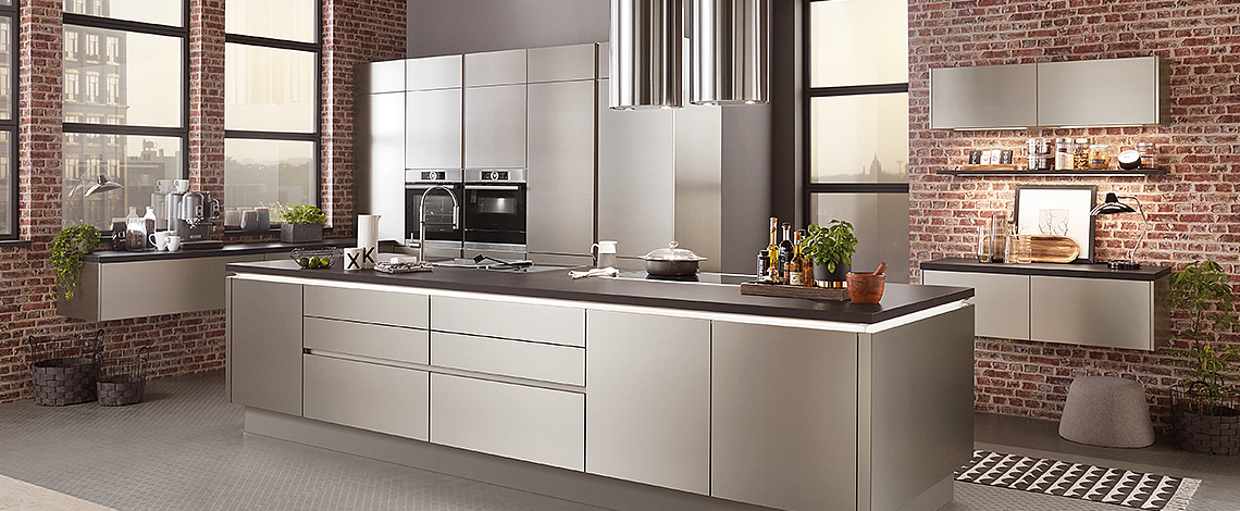 K Interiors German Kitchen Supplier Xeno Nobilia Kitchen Range