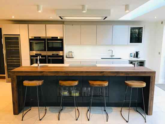 German kitchen installation harpenden 8