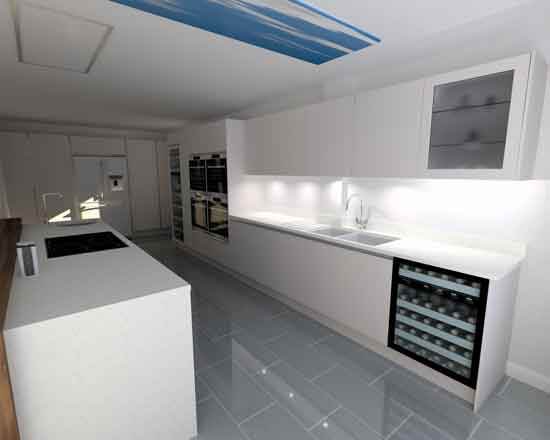 German kitchen installation harpenden 4