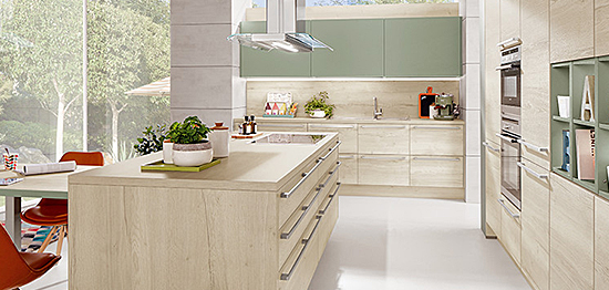 Natural Living Kitchens