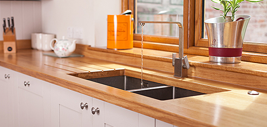 Solid Timber Worktop